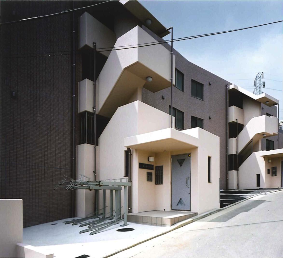 新築鉄筋コンクリート造(RC造)施工例